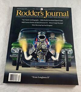 Rodder's Journal #68 Texas Longhorn II Custom Car Hot Rod Enthusiast