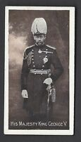 MURATTI - WAR SERIES II - #6 HIS MAJESTY KING GEORGE V