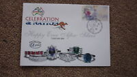 AUSTRALIAN FDC ALPHA FIRST DAY COVER, 2003 CELEBRATION & NATION, HAPPY EVERAFTER