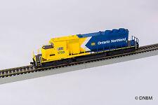 Bowser Ontario Northland ONR SD40-2 #1733 Locomotive (White Chevron) - DCC Sound