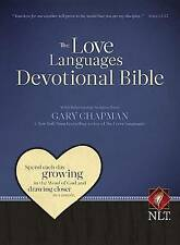 The Love Languages Devotional Bible: New Living Translation Chapman, Gary D.