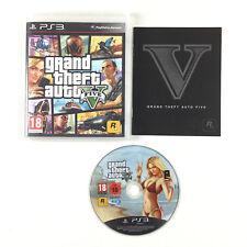 GTA 5 PS3 Grand Theft Auto V Five Playstation 3 Jeu