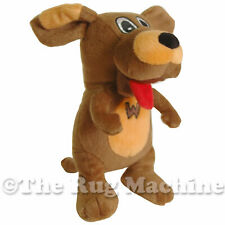 Wiggles Wags The Dog Plush Animal Toy 25cm Delivery