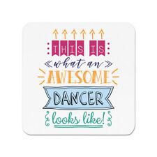 Esto es lo que un impresionante bailarín parece FRIDGE MAGNET-Gracioso mejor