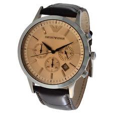 Lässige Emporio Armani Armbanduhren mit Datumsanzeige