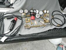 Cuttingwelding Torchregulators Amp Parts Victorsmithargon Parts