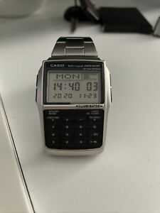 Casio Casual Data Bank Vintage Watch DBC-32D-1A