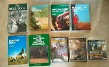 Deer Hunting Books/Dvds/Ps3 Lot Cheap Shipping