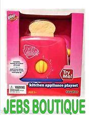 Play Right Kitchen Appliance Playset Toaster