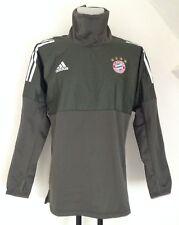 Bayern Munich Gris UCL hybride Top Par Adidas Taille Adulte Petit NEUF