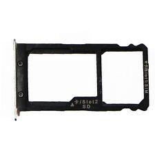 Bandeja Porta NanoSIM SD Huawei Ascend G8 RIO-L01 Plata Original