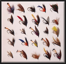 25 Assorted Wets Variety Starter Pack, For Fly Fishing, Free Postage UK