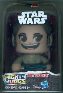 Mighty Muggs Star Wars Rey (Jakku) - New in Box