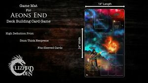 Aeons End Custom Game Mat 24''X14''
