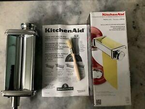 "KitchenAid 6"" Pasta Roller Stand Mixer Attachment"