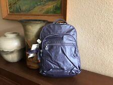 Kipling Seoul Go Small Backpack enchanted purple metallic