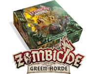 Gioco da Tavolo • ZOMBICIDE GREEN HORDE Kickstarter Edition CORE BOX NEW NIB