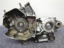 1988 Honda CR125 Left side engine motor crankcase crank case