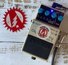 """Boss DD-3 Digital Delay Alchemy Audio Modified Guitar Effects Pedal """"Analog"""" Mod"""