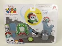 Disney Tsum Tsum The Nightmare Before Christmas 4 Figure Exclusive New Gift Set