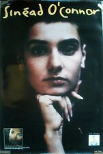 SINEAD O'CONNER I DO NOT WANT 1990 VINTAGE ORIG MUSIC RECORD STORE PROMO POSTER