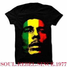 Bob Marley Face Reggae Men'S Sizes T Shirt