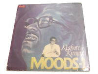 MOODS 1 KISHORE KUMAR 1979 RARE LP RECORD bollywood SONGS HINDI VG++