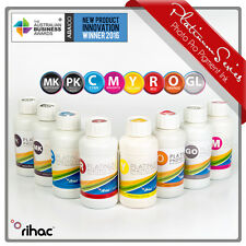 8 x 100ml RIHAC Refill Pigment ink Set to suit Epson R2000 printer 159 cartridge