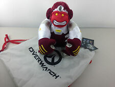 sdcc 2016 comic con Blizzardred primal Winston plush overwatch