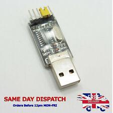 CH340G 5V 3.3V USB To RS232 TTL Converter Serial RX TX Programmer Module Adapter