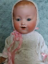 LOVELY 18 INCH A M 352 CHARACTER BABY WITH WORKING CRIER.