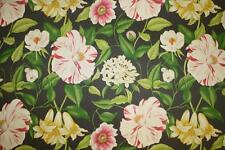 Sanderson Curtain/Upholstery Fabric Design Floreanna bold bright floral 2.7 mtrs