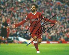Mo Salah - LIVERPOOL - Signed 8x10 Autographed Photo reprint