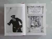 THE ENGLISH AT THE NORTH POLE JULES VERNE COLLINS CLEAR TYPE PRESS ILLUSTRATED