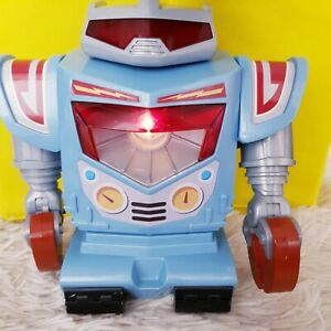 """Sparks the Robot - Toy Story 3 Large Action Figure - Thinkway Toys 2009 8"""" tall"""