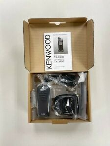 Kenwood ProTalk TK-2400V16P Compact VHF FM Portable 2-Way Radio 2.0 Watt Output
