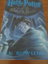 Harry Potter and The Order of the Phoenix, Hardcover