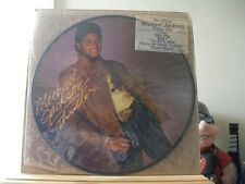 MICHAEL JACKSON - THRILLER - PICTURE RECORD NEVER PLAYED