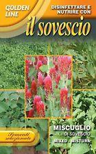 Semi/Seeds MISCUGLIO DI SOVESCIO