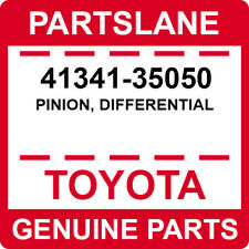 41341-35050 Toyota OEM Genuine PINION, DIFFERENTIAL