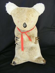 KOALA BEAR Vintage Toy 1967 ~ 50cm Tall ~ ONE OWNER; Collectable, Old.