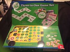 Leap Frog Three In One  Game Set