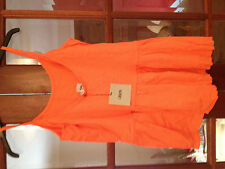 ec64cc7f283c3f Womens ASOS orange top - size 10 New