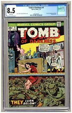 Tomb of Darkness #9 (CGC 8.5) 1st issue; Numbering continued from Beware #8 B270