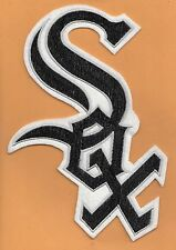CHICAGO WHITE SOX JERSEY LARGE 10 INCH JACKET PATCH UNUSED STOCK