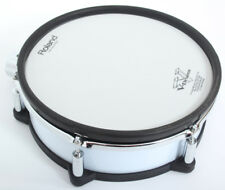 "Roland PD-125X 12"" Blanc Dual Trigger Mesh electronic Drum Pad"