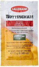 Danstar Nottingham Ale Dry Beer Yeast - 11g