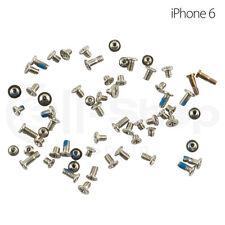 Set Tornillos Recambio Kit Completo para iPhone 6 Color Dorado