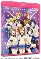 NEW! Love Live μ's Live Collection Blu-ray Music Video Japan F/S