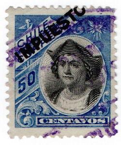 (I.B) Chile Revenue : General Tax 50c OP